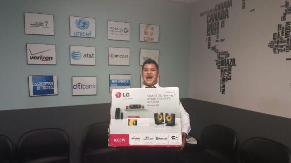 FBC contest winner